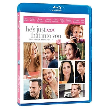 He's Just Not That Into You (BLU-RAY DISC)