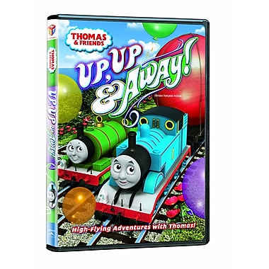 Thomas And Friends: Up, Up And Away (DVD)