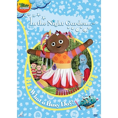 In The Night Garden - What A Busy Day (DVD)