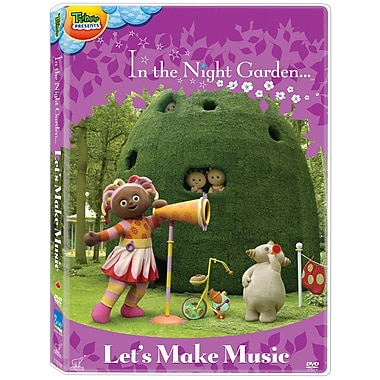 In The Night Garden - Let's Make Music (DVD)