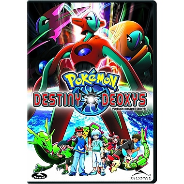 Pokemon: Destiny Deoxys (DVD)