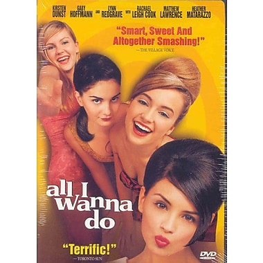 All I Wanna Do (DVD)