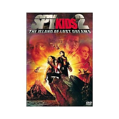 Spy Kids 2: The Island Of Lost Dreams (DVD)