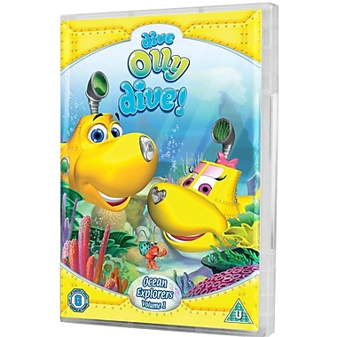 Dive Olly Dive - Volume 1 (DVD)