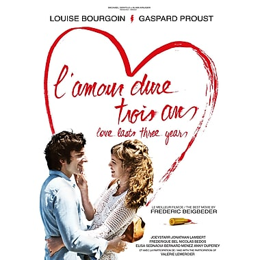 Love Lasts Three Years (DVD)