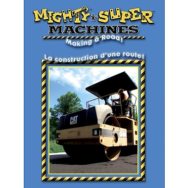 Mighty Machines: Making A Road! (DVD)