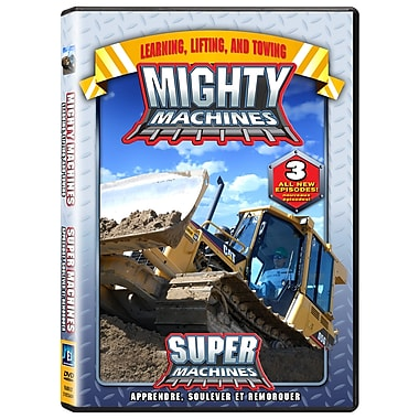 Mighty Machines: Learning, Lifting, And Towing (DVD)