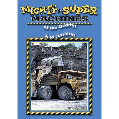 Mighty Machines: At The Quarry! (DVD)
