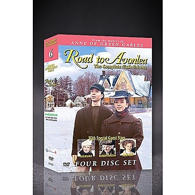 Road To Avonlea: The Complete Sixth Volume (DVD)