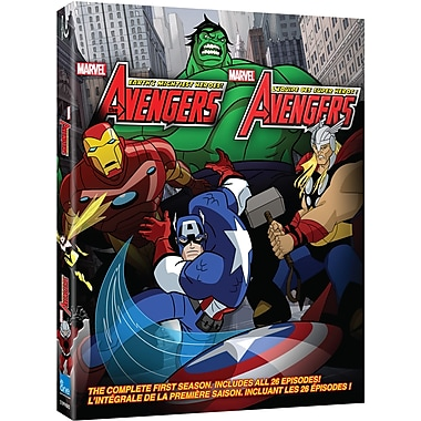 The Avengers - Earth's Mightiest Heroes - Season 1 (BLU-RAY DISC)
