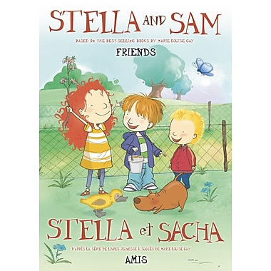 Stella et Sacha - Friends