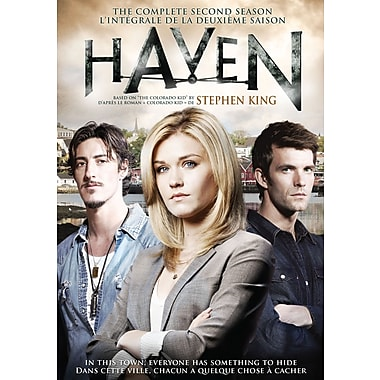 Haven - Season 2 (DVD)