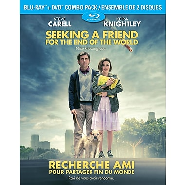 Seeking A Friend For The End Of The World (BLU-RAY DISC)