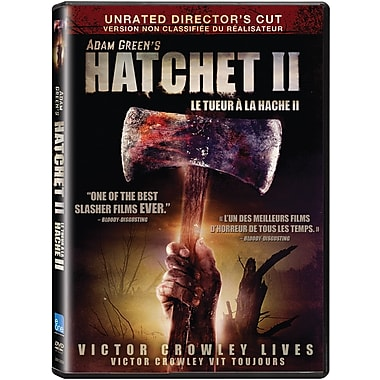 Hatchet II (DVD)