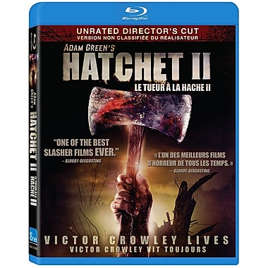 Hatchet II (BLU-RAY DISC)