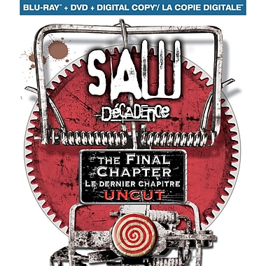 Saw The Final Chapter (BLU-RAY DISC)