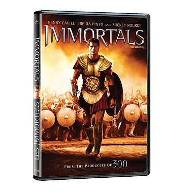 Immortals (DVD)