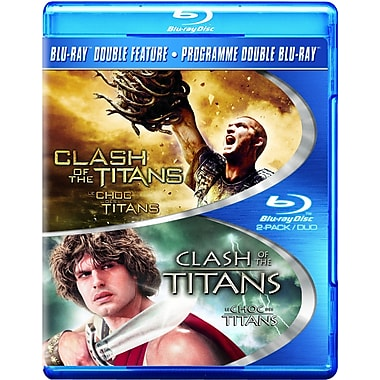 Clash Of The Titans 1981 Clash Of The Titans 2010 (DISQUE BLU-RAY)