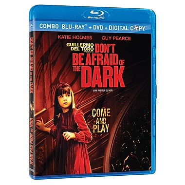 Don't Be Afraid Of The Dark (BRD + DVD + Digital Copy)