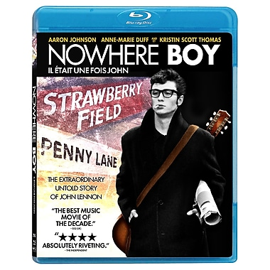 Nowhere Boy (BLU-RAY DISC)