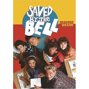 Saved By The Bell: Seasons 1 &2 (DVD)