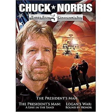 Chuck Norris Triple Feature (DVD)