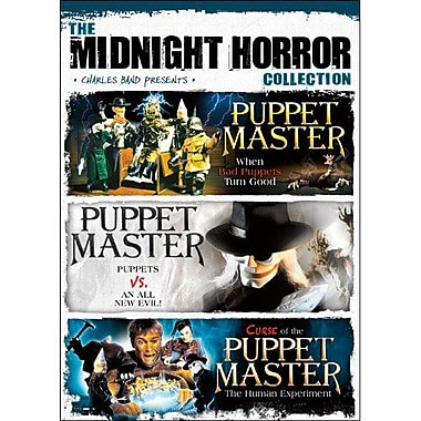 The Midnight Horror Collection (DVD)