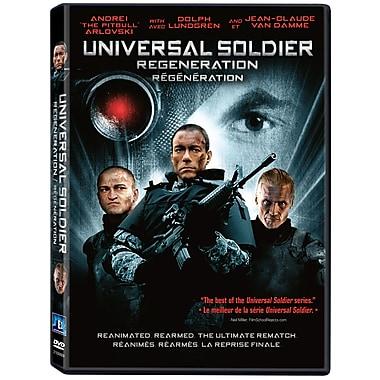 Universal Soldier: Regeneration (DVD)