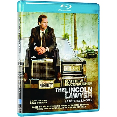 The Lincoln Lawyer (BLU-RAY DISC)