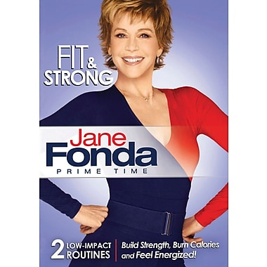 Jane Fonda Prime Time Fit & Strong (DVD)