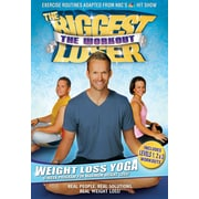 Biggest Loser: The Workout - Weight Loss Yoga (DVD)