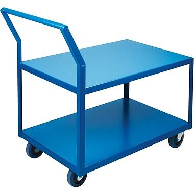 KLETON Heavy-Duty Low Profile Shop Carts, 5