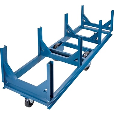 KLETON Bar Cradle Trucks, 3 Cradles