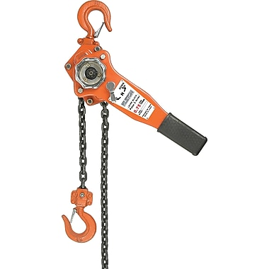 KLETON Lever Hoists, 5' Lift
