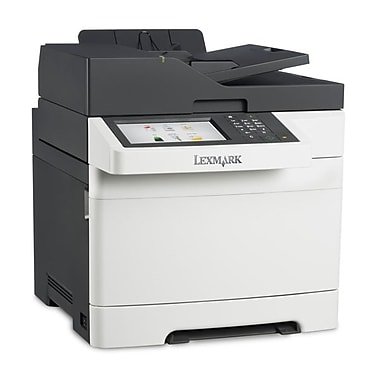 Lexmark CX510dhe Color Laser All-in-One Printer