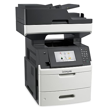Lexmark (MX710de) Monochrome Laser Multifunction Printer