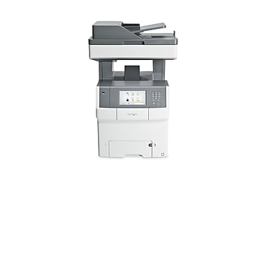 Lexmark X748de Color Laser All-in-One Printer