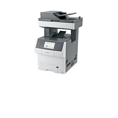 Lexmark X748dte Color Laser All-in-One Printer