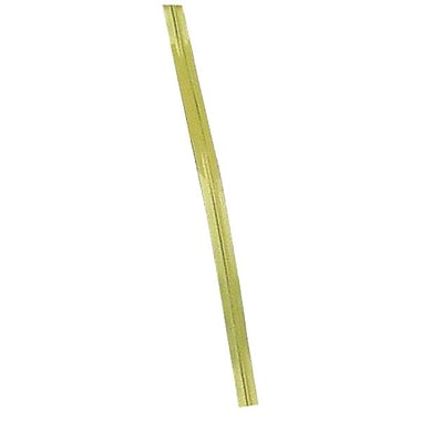 Shamrock 4in. Foil Twist Tie, Gold