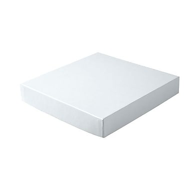 Shamrock 8in. x 8in. Hi Wall Lids, White