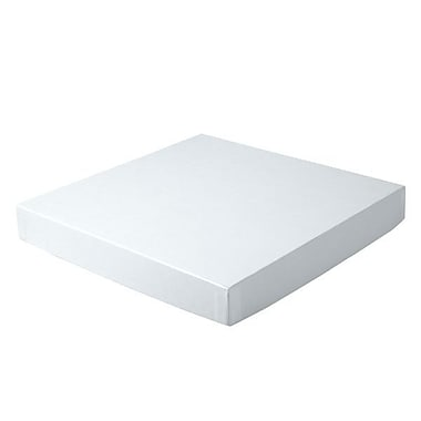 Shamrock 10in. x 10in. Hi Wall Lids, White