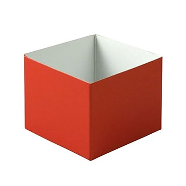 Shamrock 4in. x 4in. x 3in. Hi Wall Box, Red