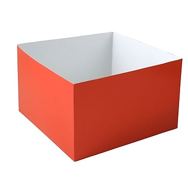 Shamrock 10in. x 10in. x 6in. Hi Wall Box, Red