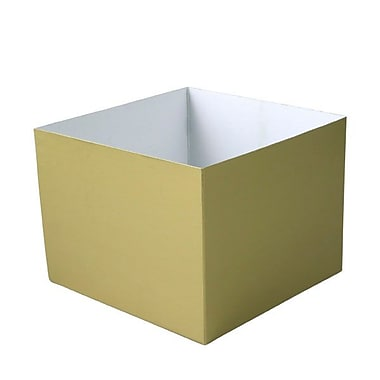 Shamrock 8in. x 8in. x 6in. Hi Wall Box, Gold