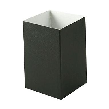 Shamrock 4in. x 4in. x 6in. Swirls Hi Wall Box, Black