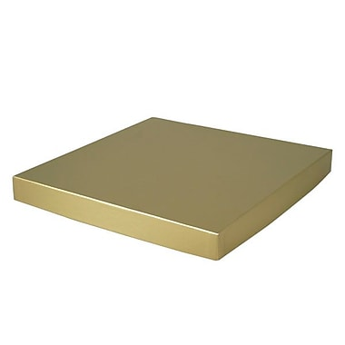 Shamrock 12in. x 12in. Hi Wall Lids, Gold