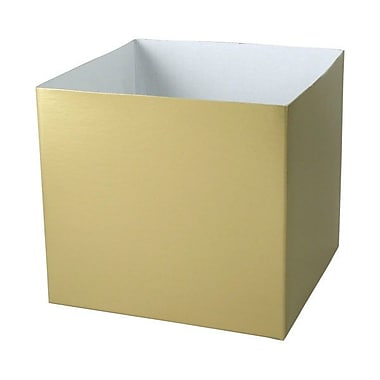 Shamrock 10in. x 10in. x 9in. Hi Wall Box, Gold