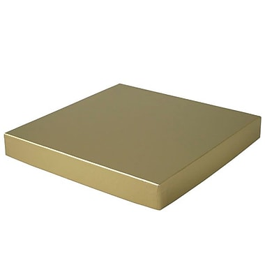 Shamrock 10in. x 10in. Hi Wall Lids, Gold