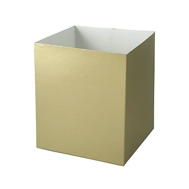 Shamrock 8in. x 8in. x 9in. Hi Wall Box, Gold