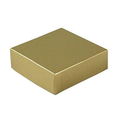 Shamrock 4in. x 4in. Hi Wall Lids, Gold